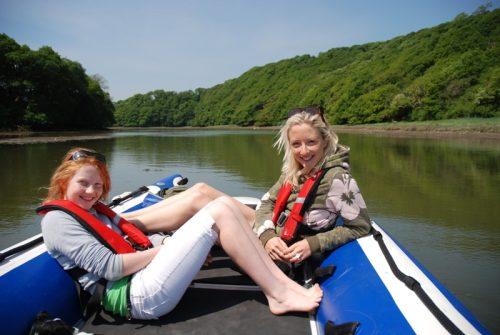 Power Boat Trips