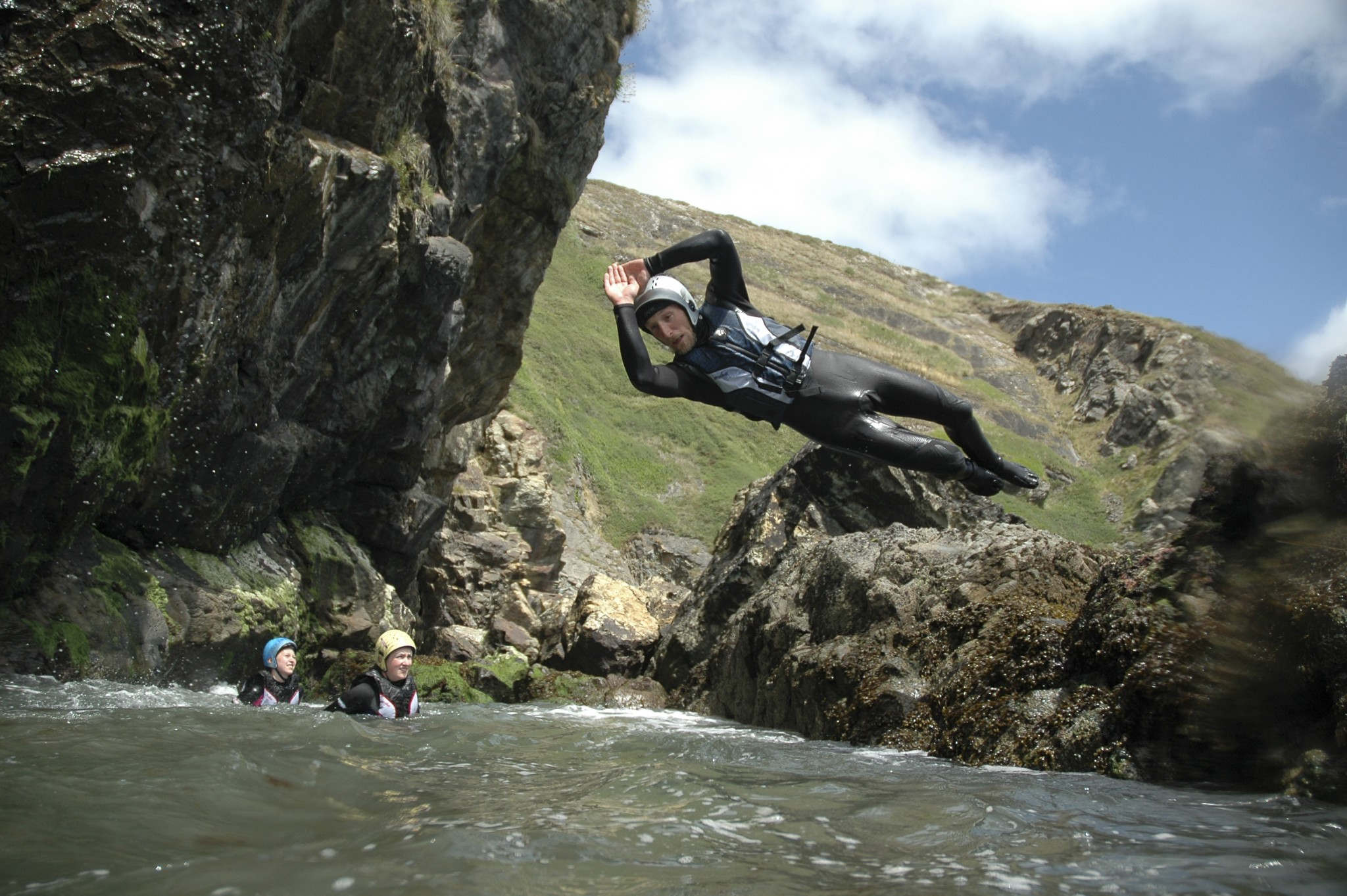 Pembrokeshire Coasteering Adventures