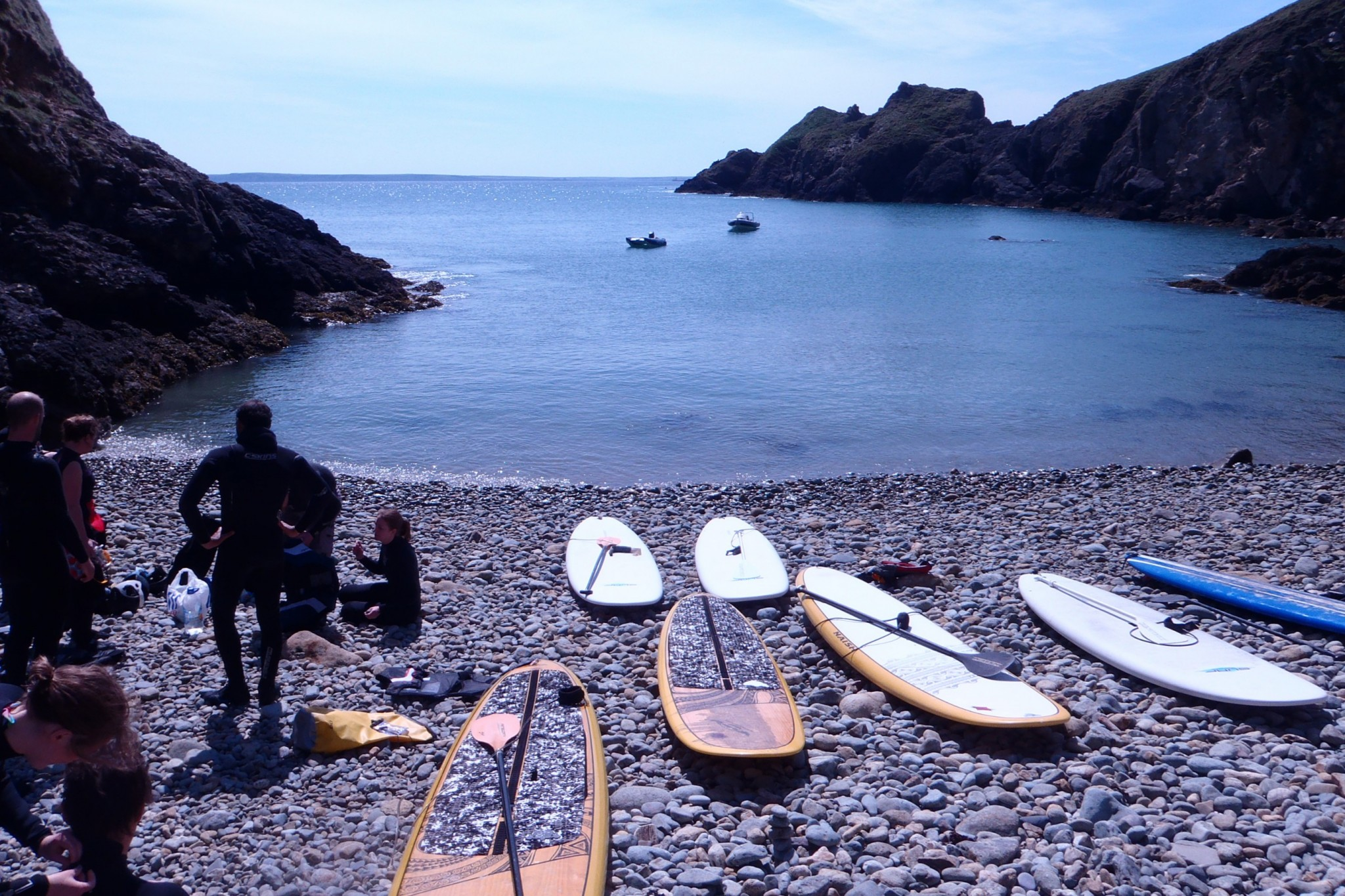 Pembrokeshire SUP Holidays