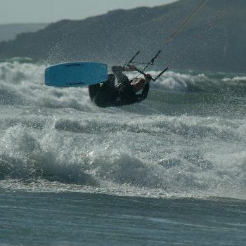 Pembrokeshire Kitesurfing Holidays