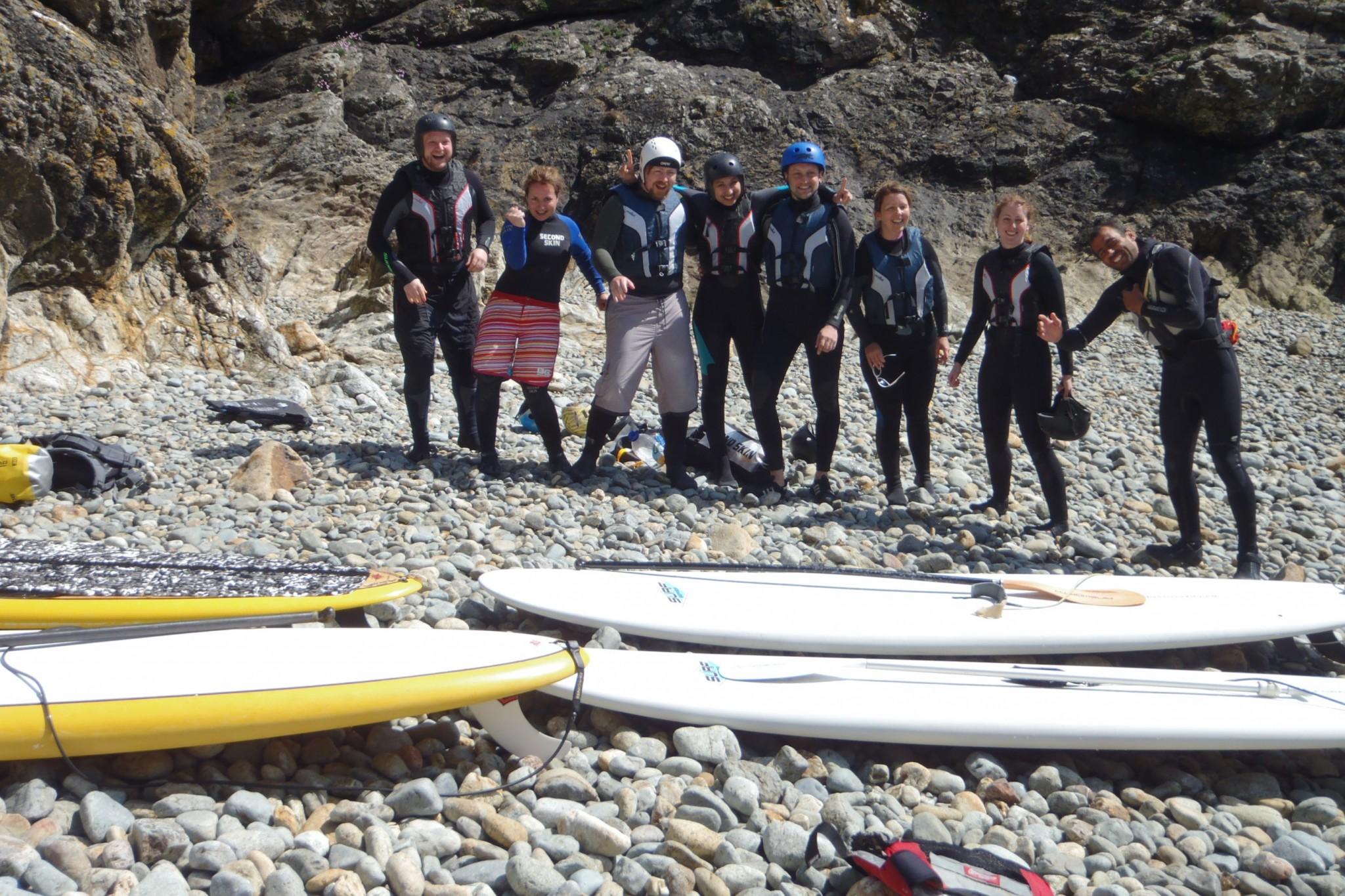 Pembrokeshire Adventure Holidays 2
