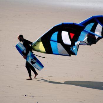 Kitesurfing Lessons Button