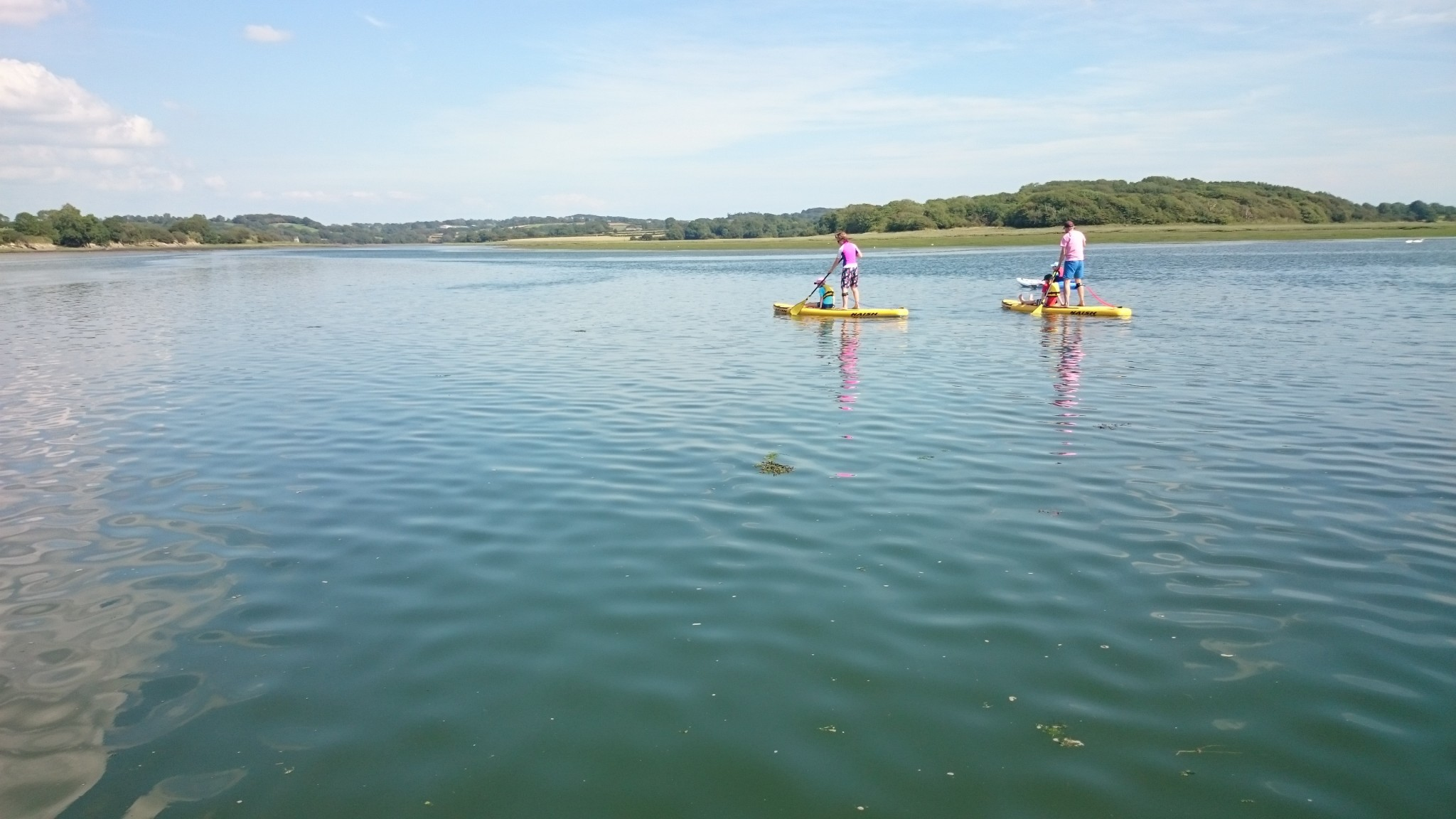 Pembrokeshire SUP Holidays