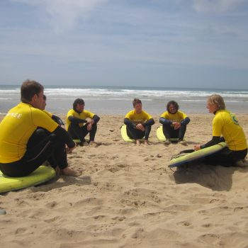 Surfing Instructor Course
