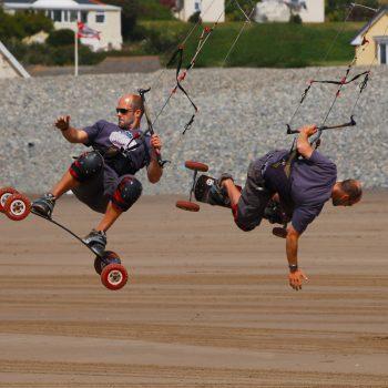 Kite landboard Instructor Course