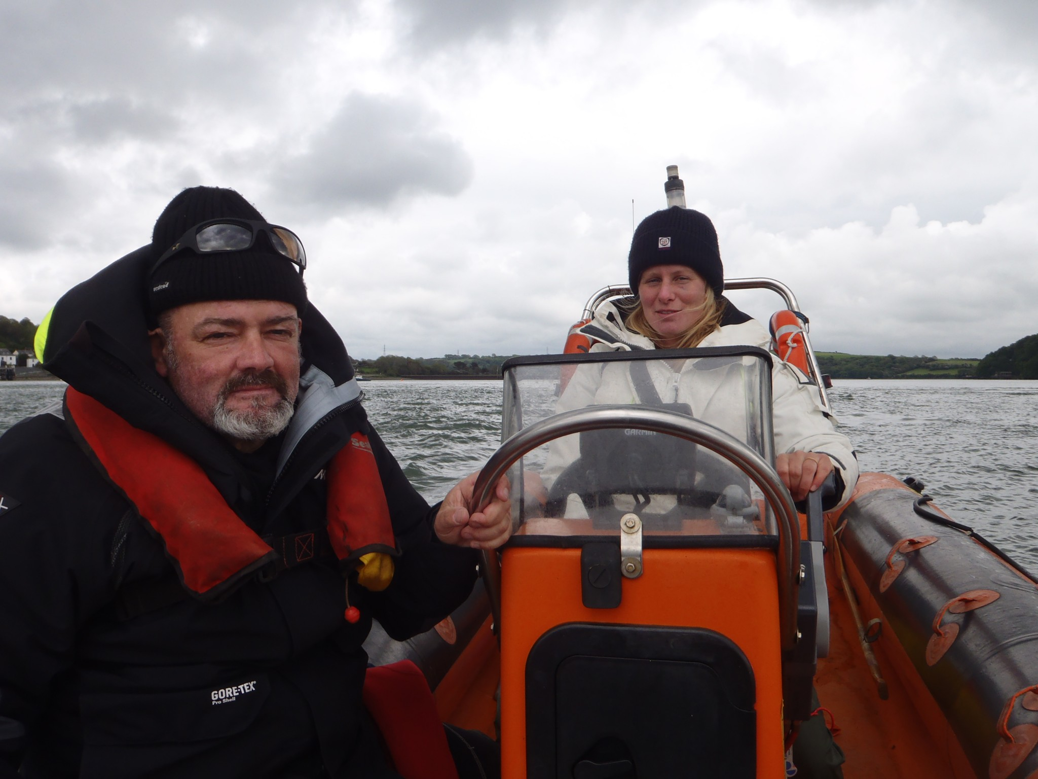 RYA Powerboat Course 2