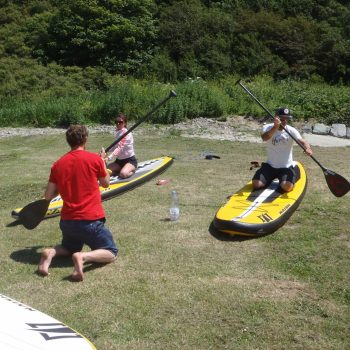 SUP Instructor Course
