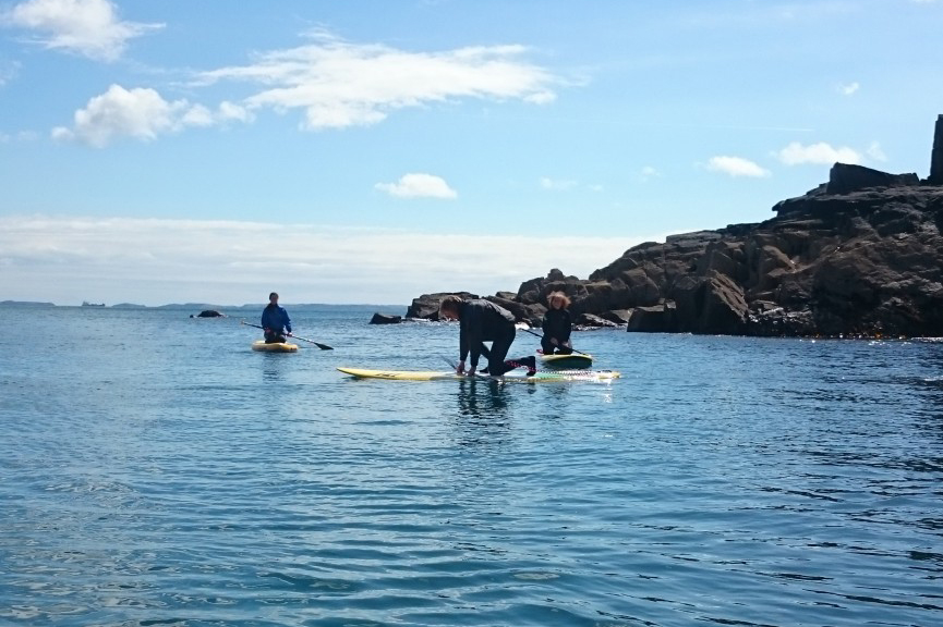 SUP Instructor Course 2