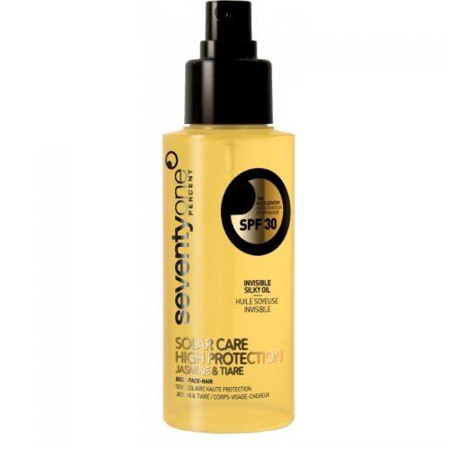 Seventy One Percent SPF30 Invisible Silky Oil Sunscreen 100ml