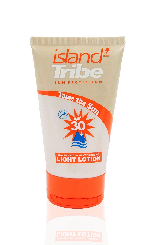 71b2a7083b4f Island Tribe SPF 30 Sun Lotion 125ml - The Big Blue Experience