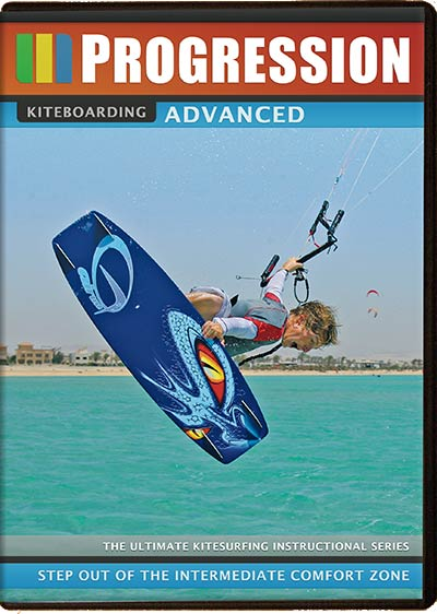 Progression Kitesurfing DVD - Advanced