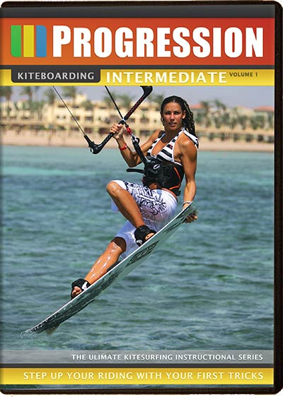 Progression Kiteboarding DVD - Intermediate Volume 1