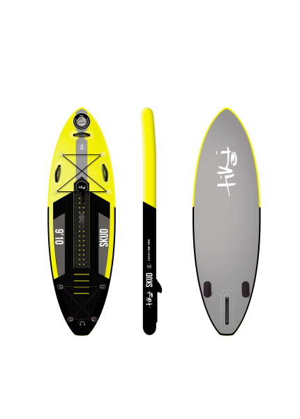 Tiki Skud Inflatable SUP 9'10