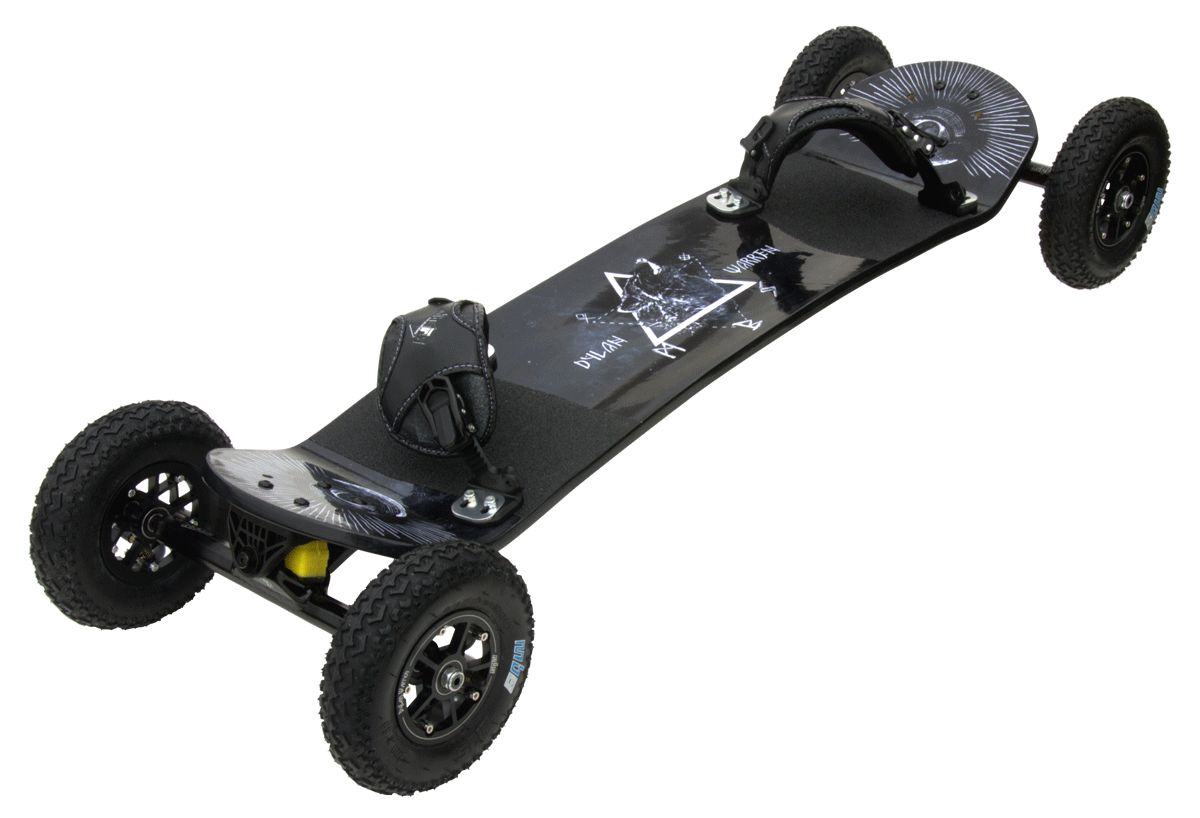MBS Pro 97 Mountainboard