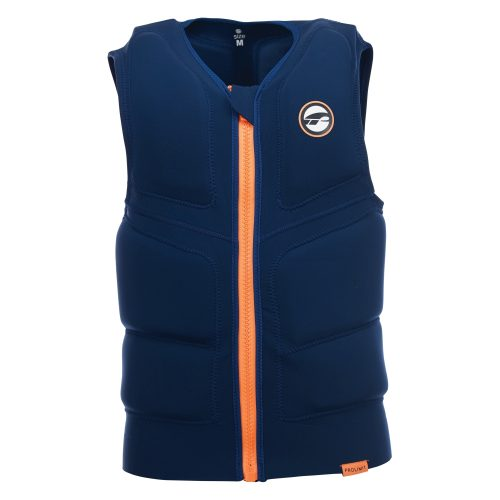Prolimit Stretch Impact Vest Full Padded Front Zip